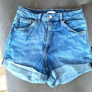 3 for 20$🧞♀️🧞♀️🧞♀️ High Waisted Denim Short